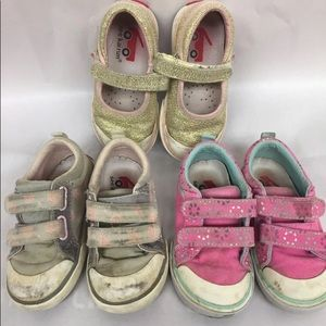 See Kai Run bundle of 3 pairs size 7